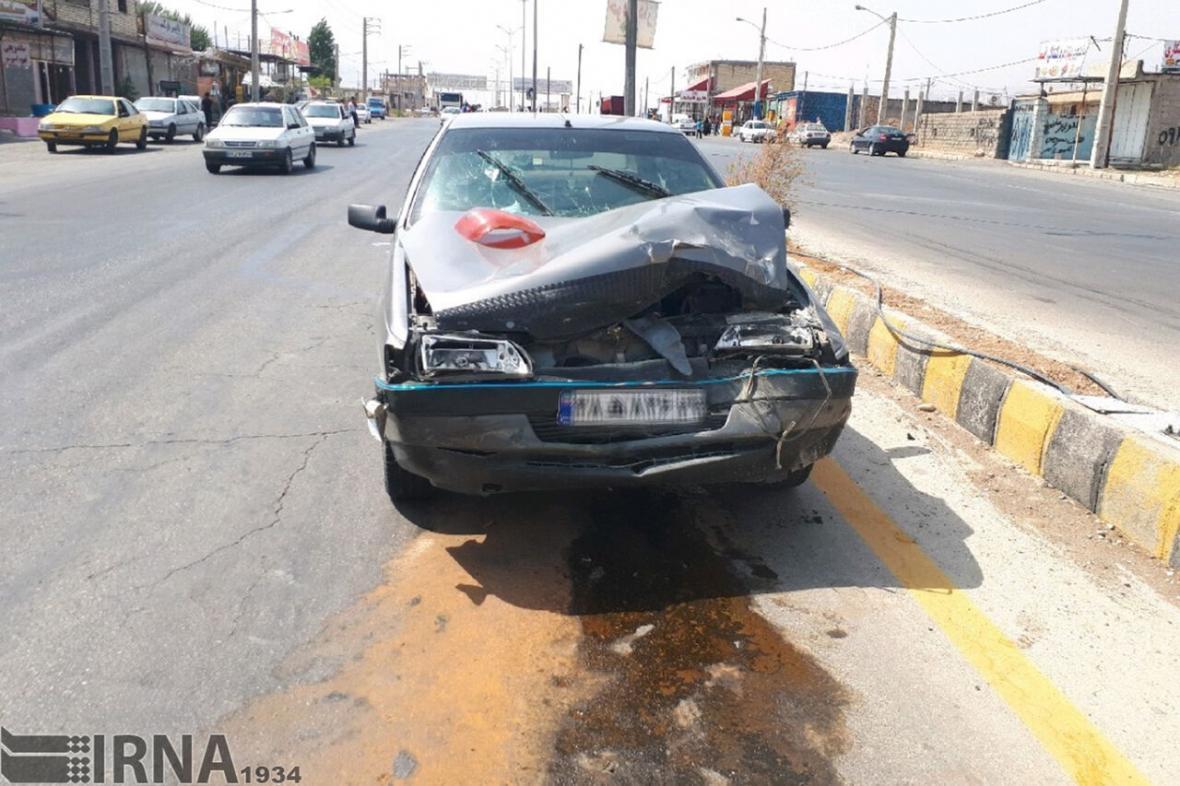 خبرنگاران فوتی های حوادث رانندگی در یزد 63 درصد افزایش یافت