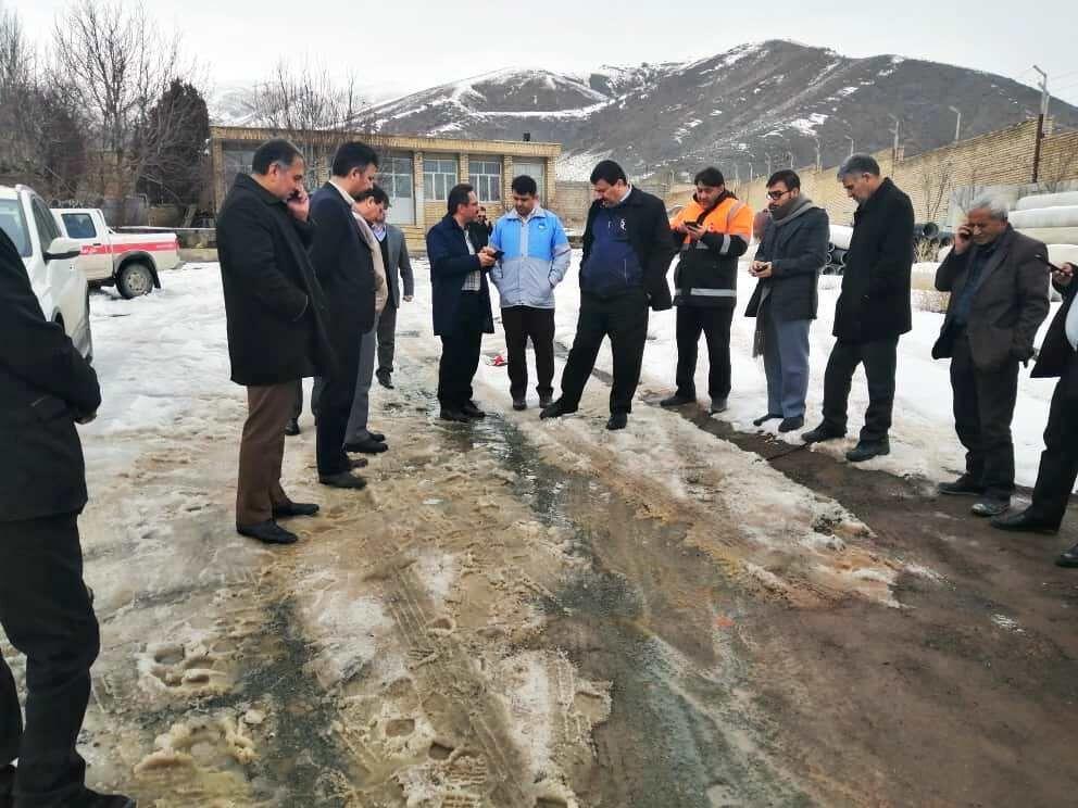 شبکه های ارتباطی مناطق زلزله زده آذربایجان غربی به حالت عادی برگشت