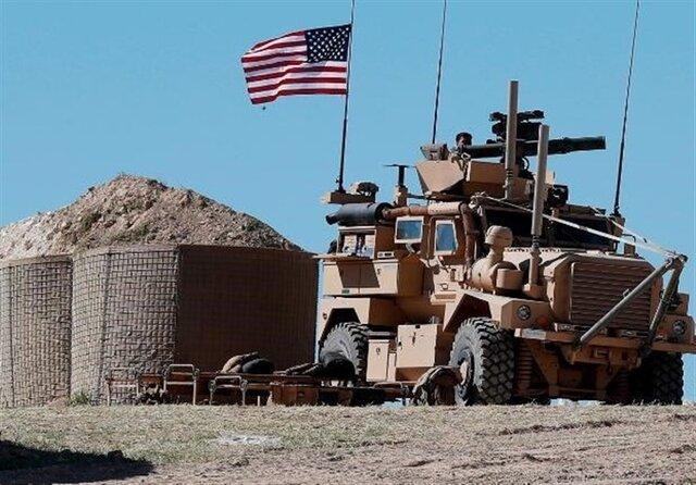 هدف قرار دادن پایگاه نظامی آمریکا در استان صلاح الدین عراق