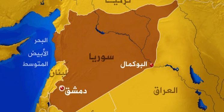 تلویزیون سوریه: حمله هوایی به البوکمال سوریه نزدیک مرز با عراق