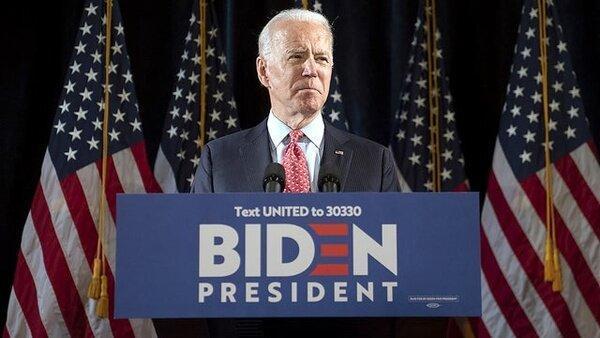 جو بایدن تحت حفاظت سرویس مخفی آمریکا نهاده شد