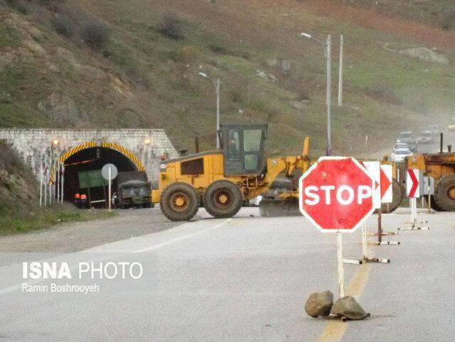 شمارش معکوس برای مسدود شدن جاده آستارا - اردبیل