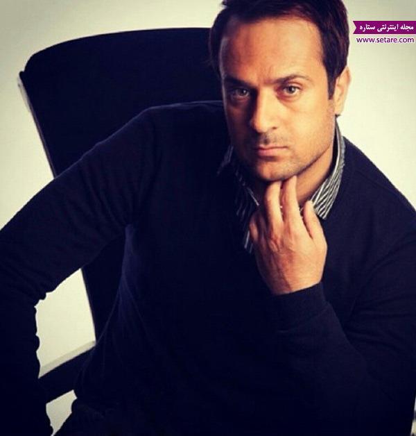 آلبوم عکس و بیوگرافی احمد مهران فر (ارسطو در سریال پایتخت)