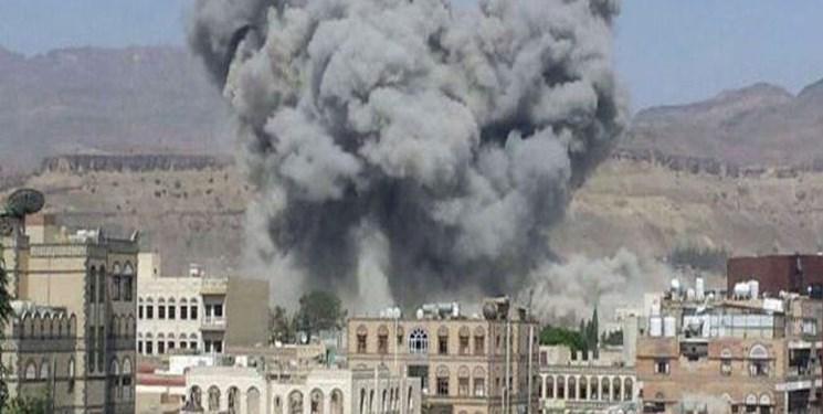 شهادت یک تن و مجروح شدن سه کودک در حمله ائتلاف سعودی به یمن