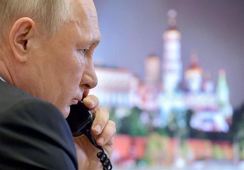 توافق پوتین و الکاظمی برای هماهنگی بیشتر در راستای ثبات سوریه
