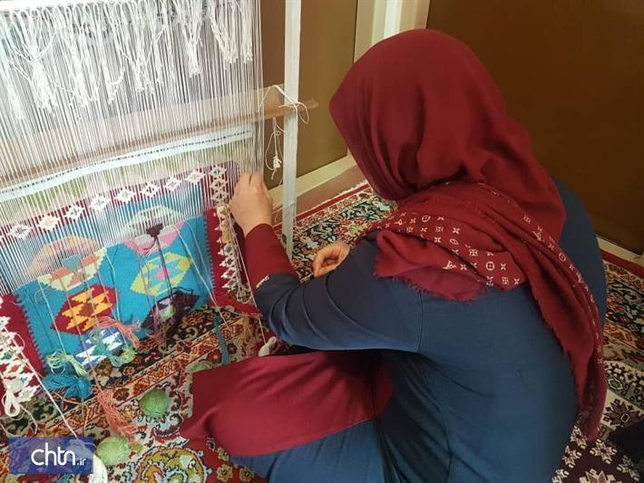 فعالیت 20هزار نفر از جمعیت روستایی و عشایری لرستان در تولیدات صنایع دستی