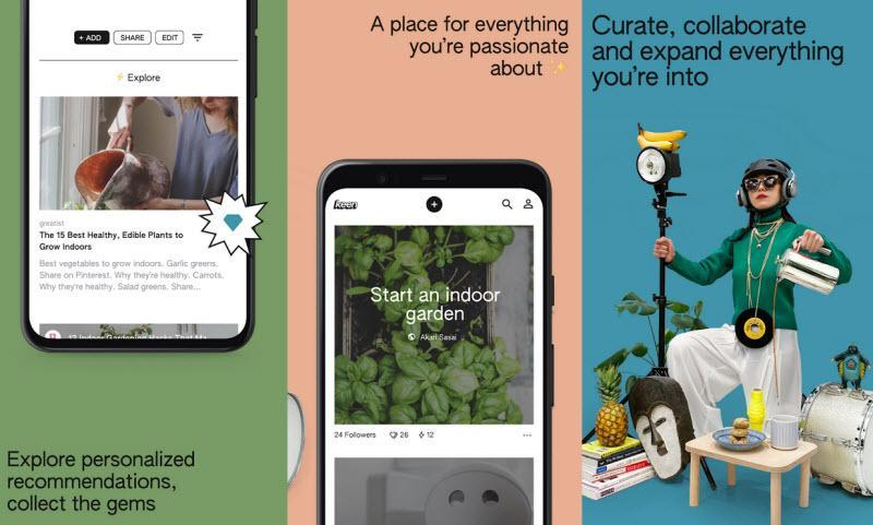 سرویس جدید گوگل: Keen - برای کسانی که می خواهند یک دغدغه را به یاری هوش مصنوعی گوگل همواره دنبال نمایند