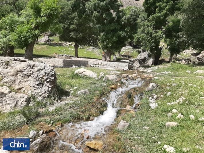 محوطه سازی منطقه پوراز در شهرستان کیار تکمیل شد