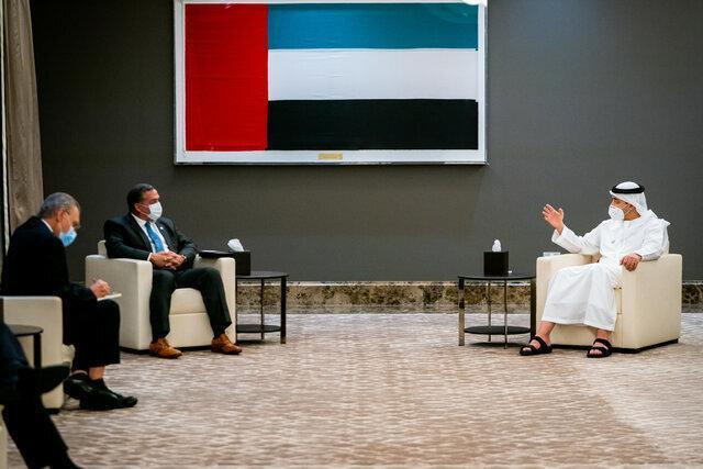 گفت وگوی وزیرخارجه امارات با مقام آمریکایی در خصوص ایران