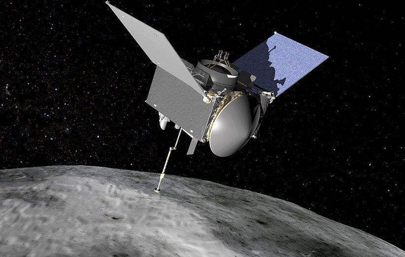 ناسا یک گام دیگر به نمونه برداری از سیارک بنو نزدیک شد