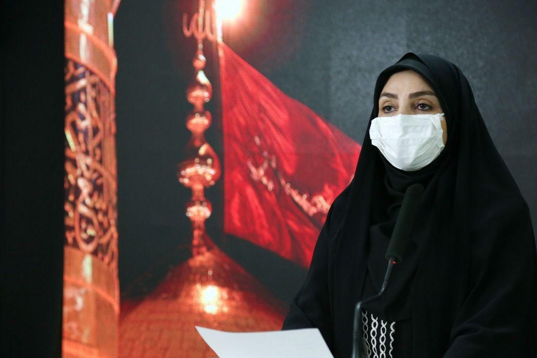 شناسایی 2115 مورد جدید ابتلا به کرونا، کاهش آمار فوت در ایران