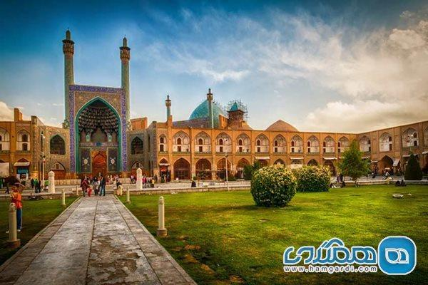 باز شدن بناهای تاریخی و جاذبه های گردشگری استان اصفهان