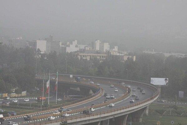 تهرانی ها 104 روز هوای آلوده تنفس کردند، فردا هوا گرم می گردد